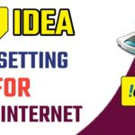APN Settings For Idea For Android 2021